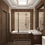 дизайн ванной плитка фото