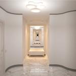 гардеробная дизайн коридор