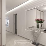 квартиры дизайн зеркала