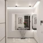 дизайн квартиры коридор