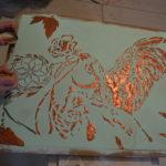 роспись стен рязань