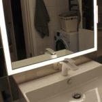 подсветка зеркала