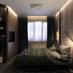 спальня проект