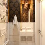 Туалет сталинка дизайн