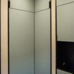 шкаф в туалете встроенный