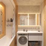 ванная дизайн проект